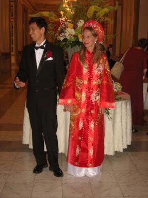 samedi dernier ou le mariage vietnamien , NaNa Toulouse