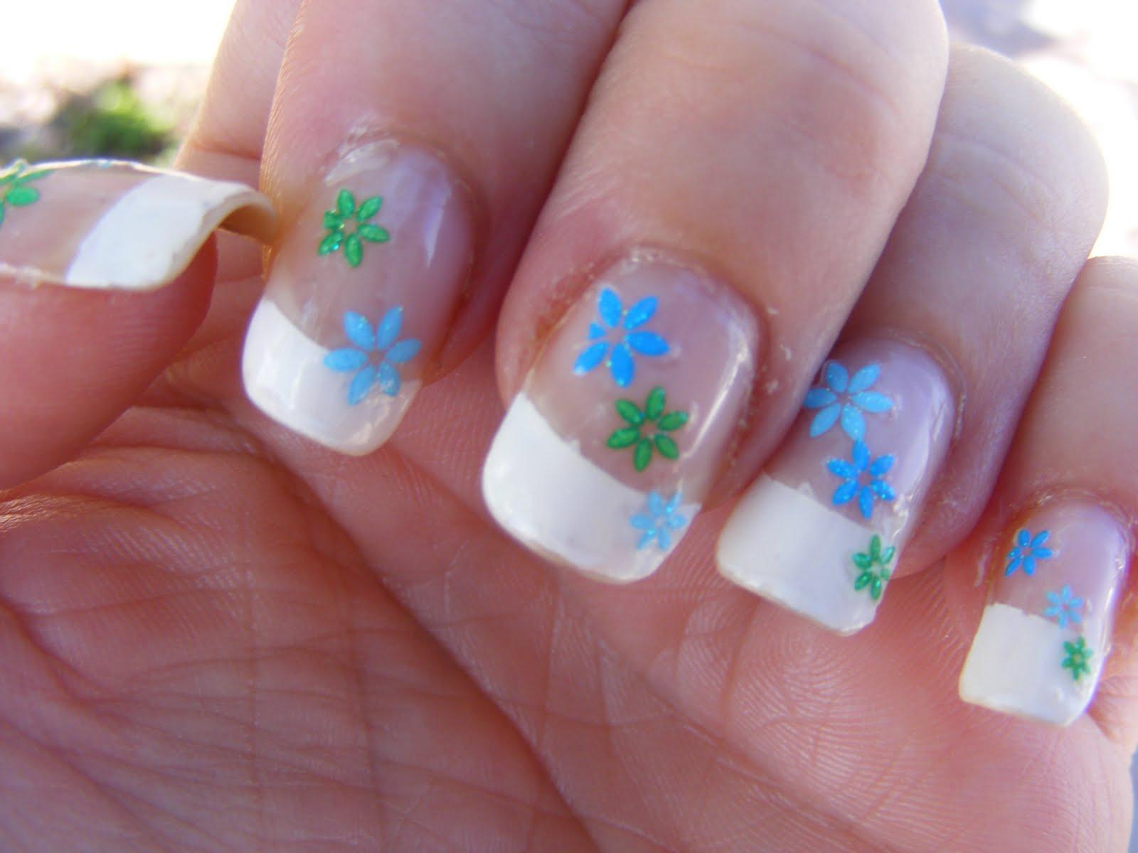 nail art | Libby\'s Pink Vanity
