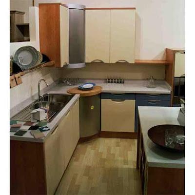 A tu salud magazine c mo decorar una cocina peque a for Como amueblar una cocina pequena