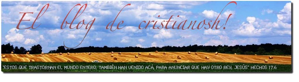 El blog de cristianosh