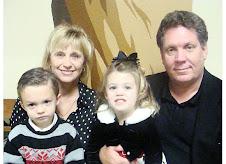 My folks with Brock and Kaela