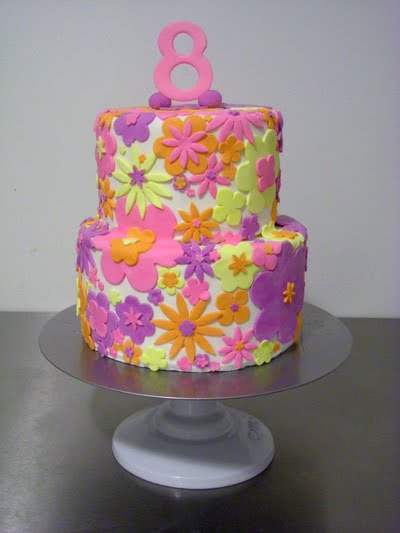 8Th Birthday Cake Ideas http://pastrygirlcakes.blogspot.com/2010/06/8th-birthday-cake.html