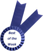 Best of the Week: Blogging, Social Media, Foodies - Winner CSN Certificate