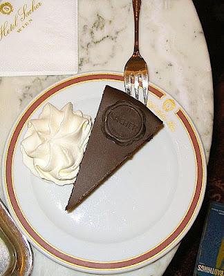 Sachertorte a Pastry Art