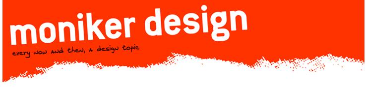Moniker Design