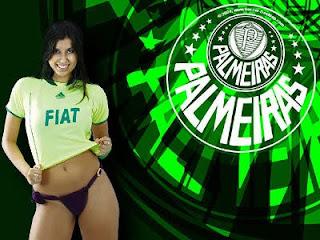 Musa do Palmeiras Raphaella 7