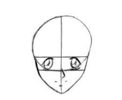 Como desenhar Mangá3