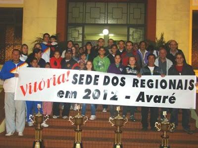 Atletas avareenses conquistam 26 medalhas de ouro nos Jogos Regionais de Itu