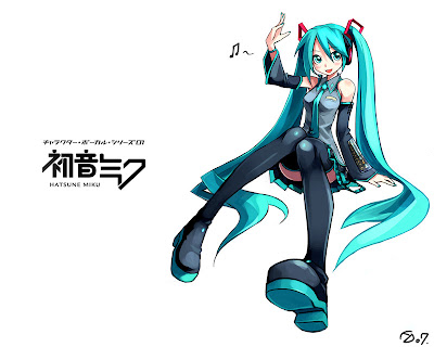 Fotos e Videos da Hatsune Miku 4