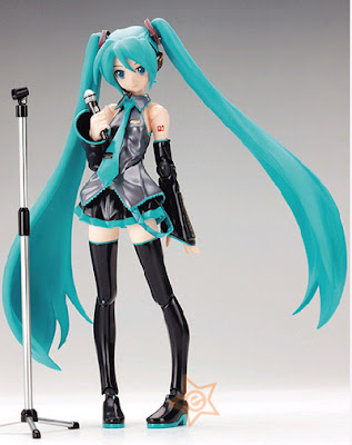 Fotos e Videos da Hatsune Miku