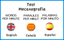 Test de Mecanografia