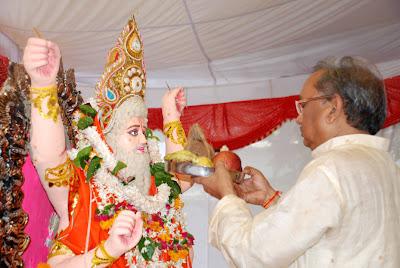 Vishwakarma Puja in 2010 Vishwakarma Puja Was