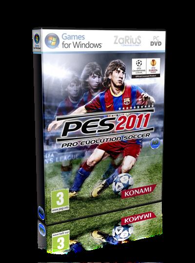 PES 2011 (2010)[DEMO][Futbol][ING][1 LINK]