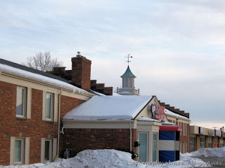 Michigan Weather Vane