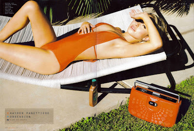 Hayden Panettiere GQ Pics