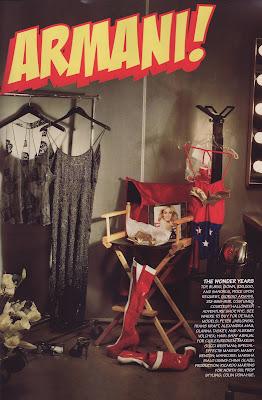 Lindsay Lohan Harper's Bazaar Cover