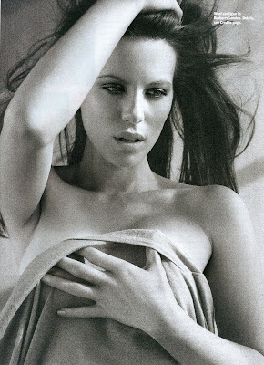 Kate Beckinsale in Allure Magazine
