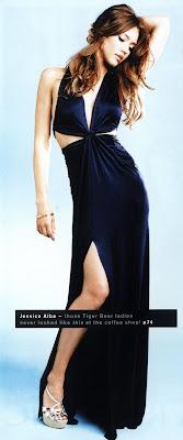 Jessica Alba Picture from Arena Magazine