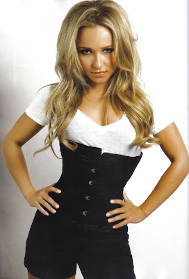 Hayden Panettiere FHM Pictures