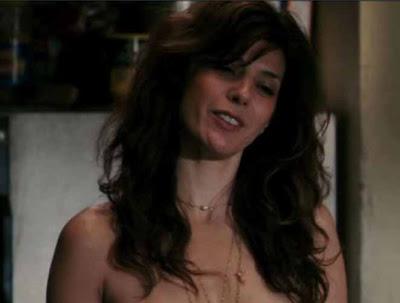 Marisa Tomei Topless Screencaps