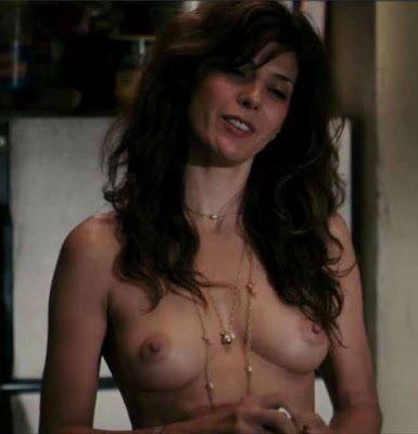 Marisa Tomei Topless in 'Before the Devil Knows You're Dead' 1