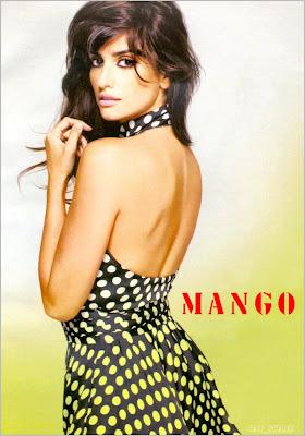 Penelope Cruz Mango Ad