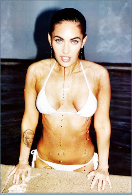Megan Fox GQ Oct 2008