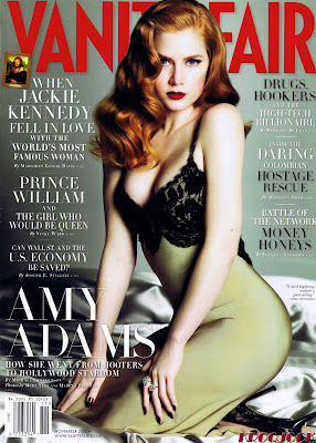 Amy Adams Vanity Fair Cover