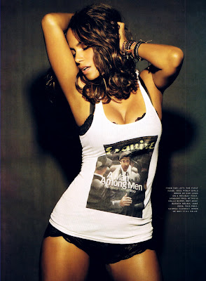 Halle Berry Pictures from Esquire Magazine
