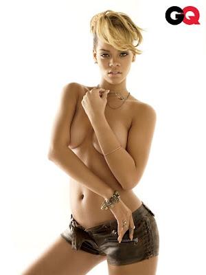 Rihanna's Sexy GQ Pics