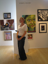 Arts Center... me, the painting