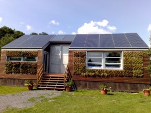 Casas prefabricadas ecol gicas - Casas sostenibles prefabricadas ...
