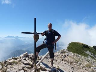 ピック・サン・ミッシェルの頂上