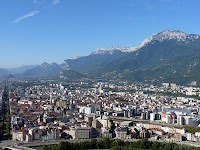 バスティーユ城塞から見るピック・サン・ミッシェル
