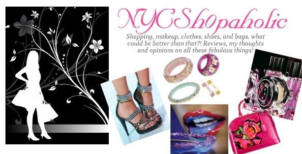 NYCSh0paholic's Fabulous Blog