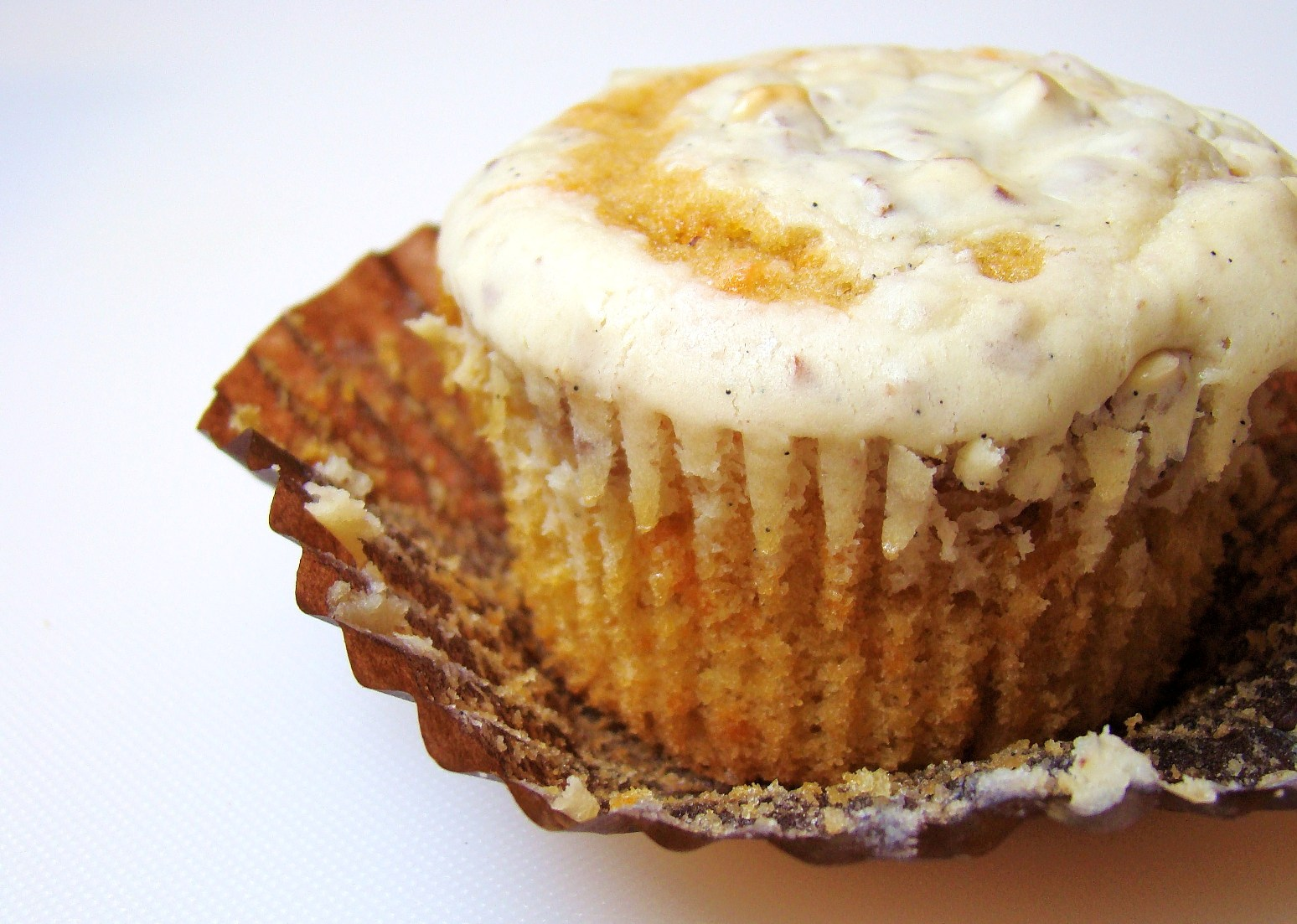 Self-Frosting Sweet Potato Cupcakes | Shauna Sever | The Next Door ...