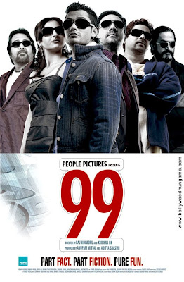 Latest Hindi Movie 99 Watch Online 2009 DVD Quality Full And Download