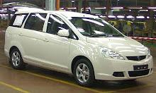 EXORA MPV made in Malaysia