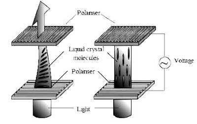 diagram of LCD monitor