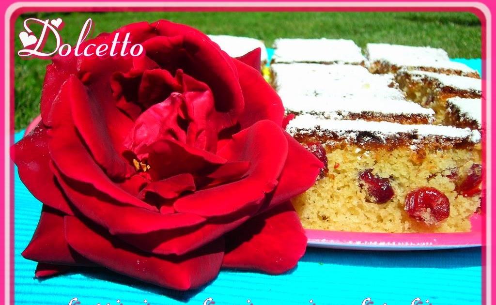 La dolcetteria quadretti ai cranberries e cioccolato bianco for A quanti mesi i cani cambiano i denti