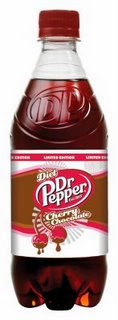 Chocolate Cherry Diet Dr Pepper