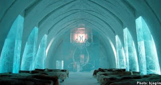 Swedish Ice Church
