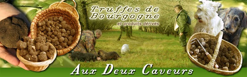Truffes de Bourgogne - Aux Deux Caveurs