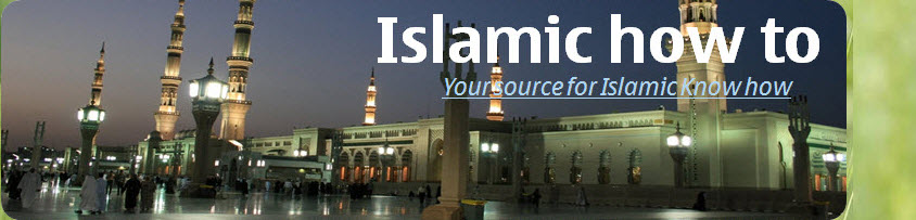 Islamic How to