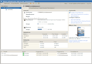 VMware Web Access