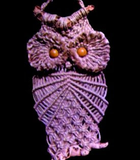 Http Www Free Macrame Patterns Com All Natural Owl Html