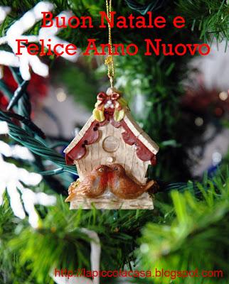 Buon Natale Particolare.La Piccola Casa Buon Natale E Felice Anno Nuovo Da Tutta La Piccola