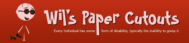 wils paper cutouts