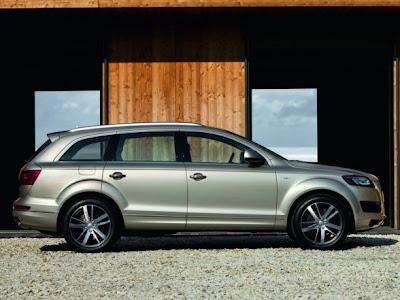 Audi Q7 2011 Price. This basic price makes the Q7
