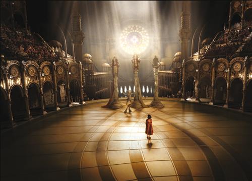 Interpretação Esotérica de Labirinto do Fauno